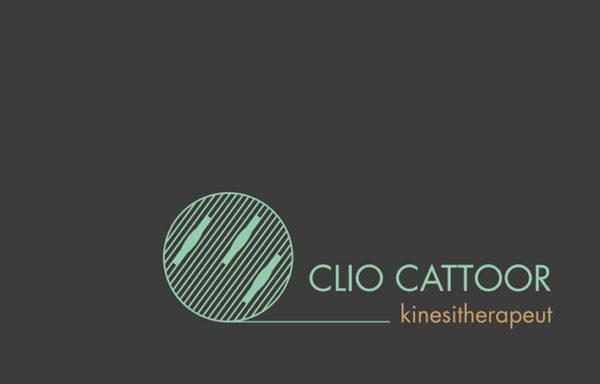 Visitekaartje Clio Cattoor