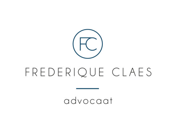 Logo Frederique Claes door Annabel Graphics