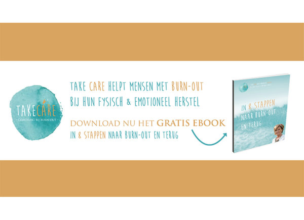 Take Care Facebook Header door Annabel Graphics